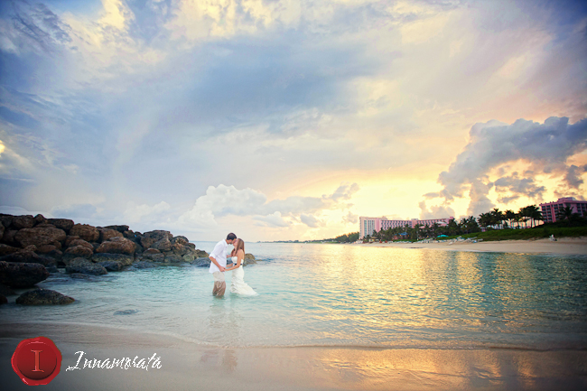Bahamas Atlantis Destination Wedding Photographer Photography Nassau Resort After Session