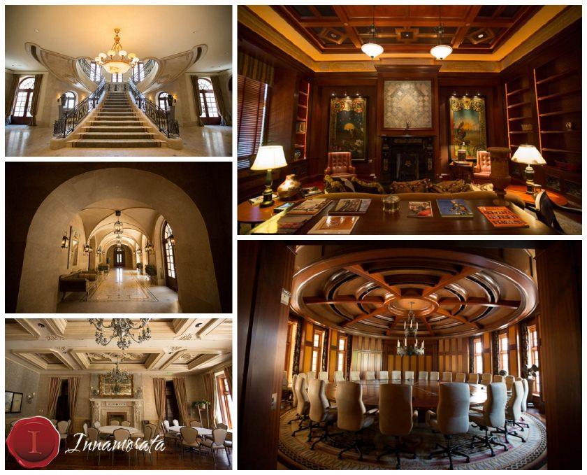 Arthur M. Blank Family Foundation House Atlanta Georgia Wedding Photographer