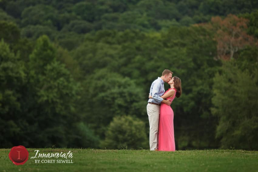 Engagement photographer Chattanooga