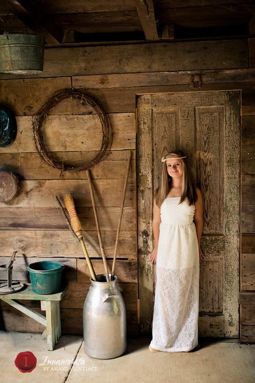 chattanooga senior portraits country rustic outdoors ringgold ga