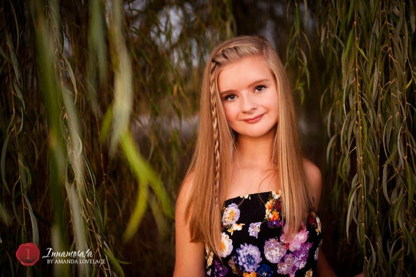 chattanooga tn ringgold ga senior portrait session photographer