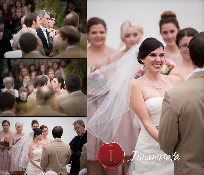 Outdoor Wedding Ceremony manker Patten