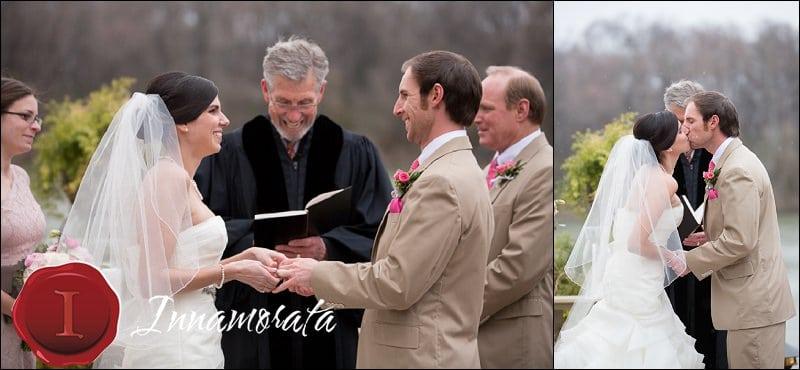 Emotional Outdoor Wedding Ceremony Manker Patten
