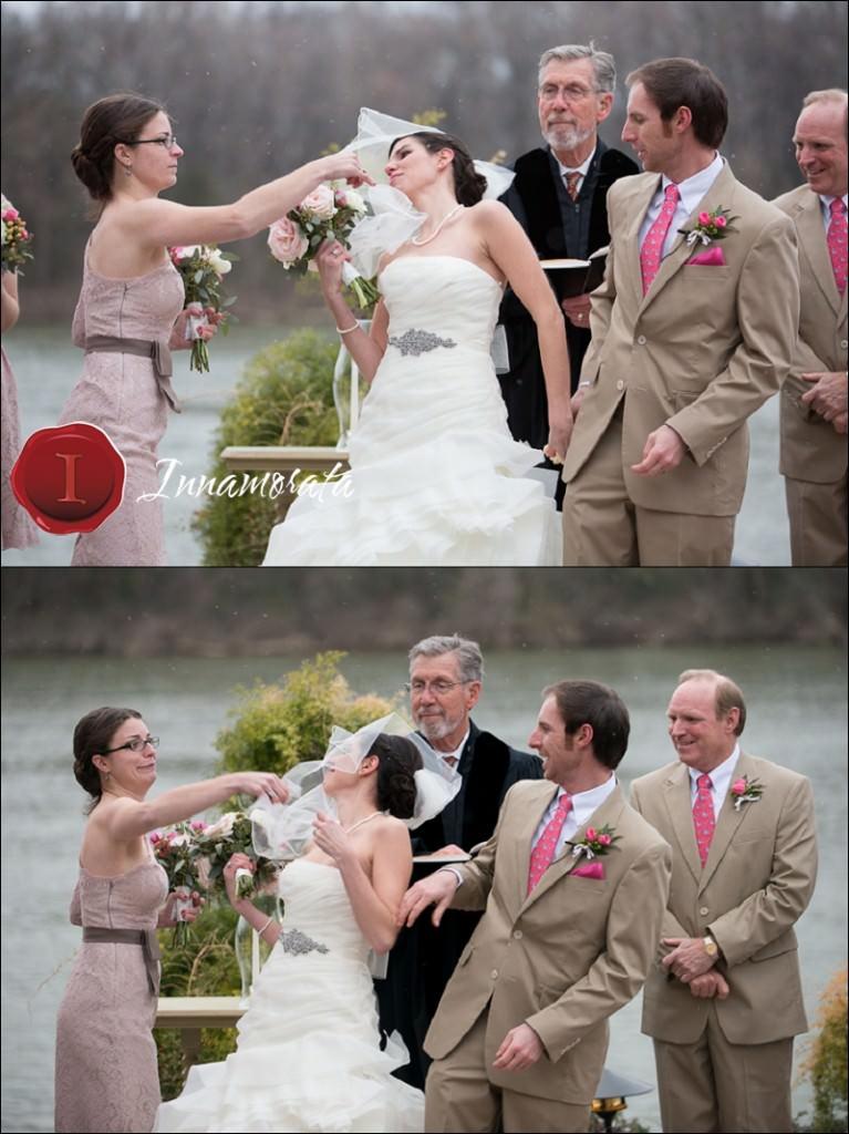 Funny Wedding Moment