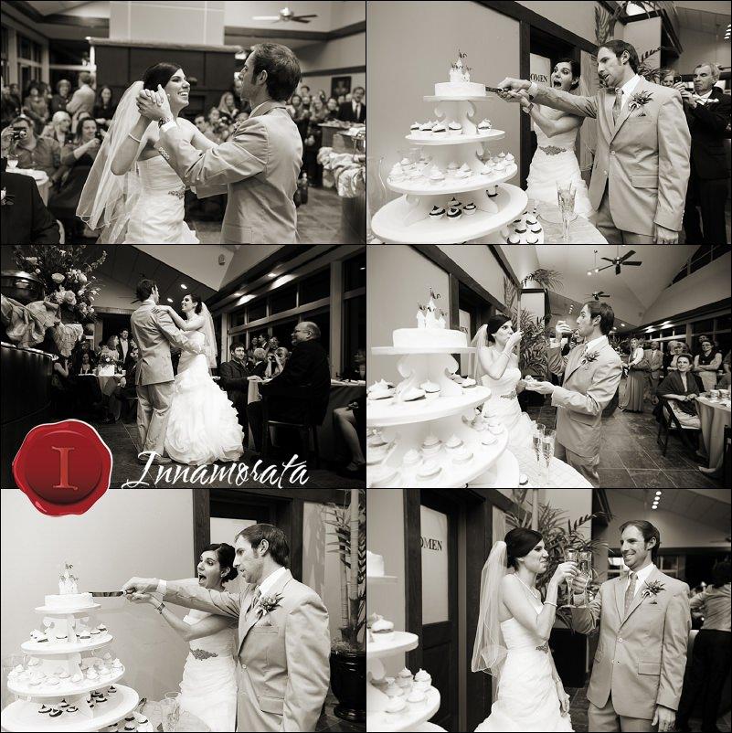 Wedding Reception at Manker Patten