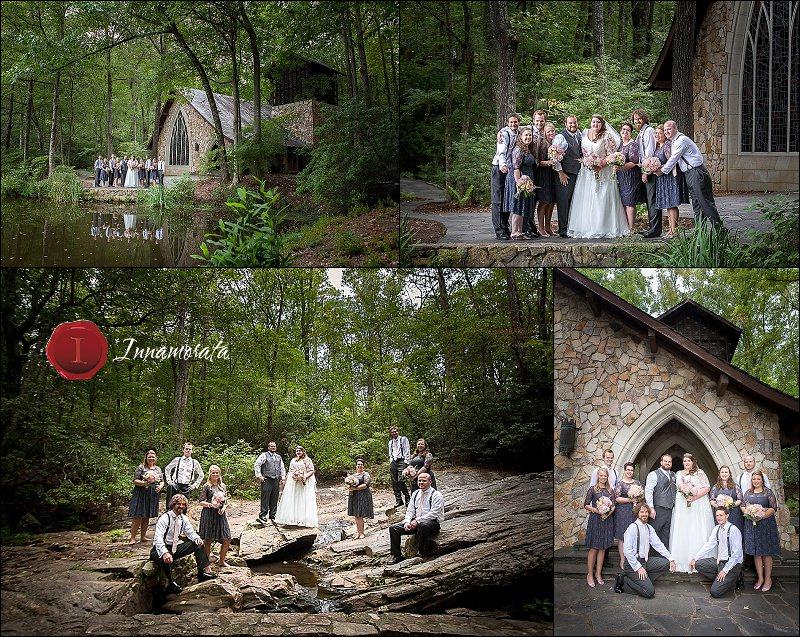 Callaway Gardens Wedding Ida Carson Callaway Memorial Chapel