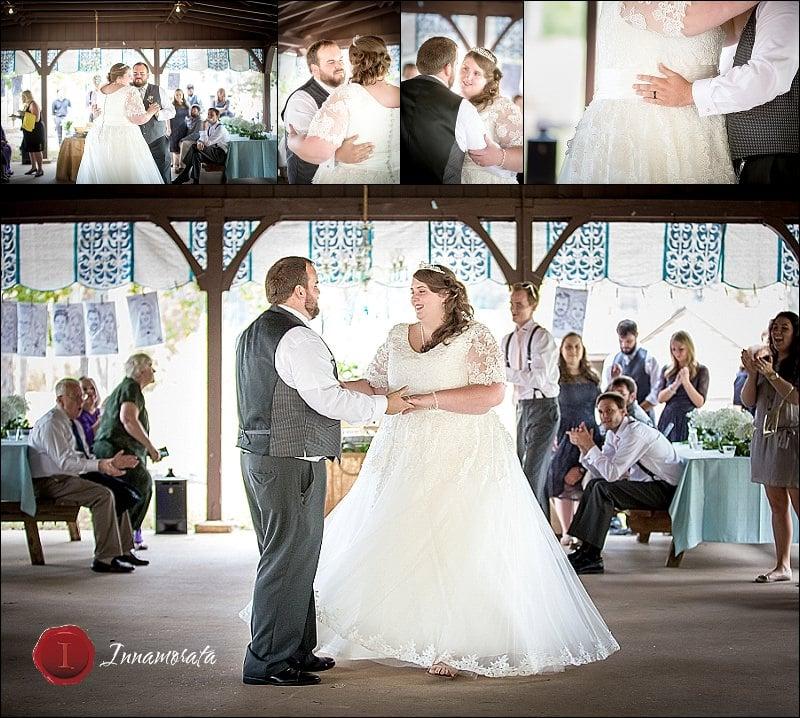 Wedding Reception at FDR State Park Pine Mountain GA