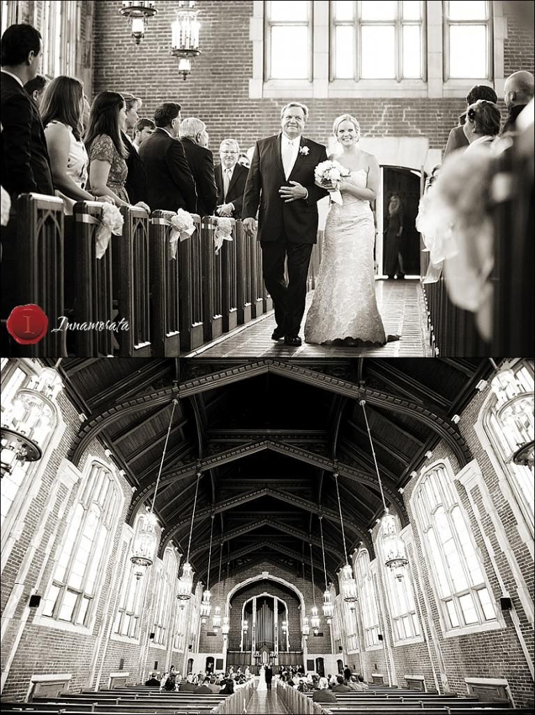 Patten Chapel Wedding UTC Chattanooga