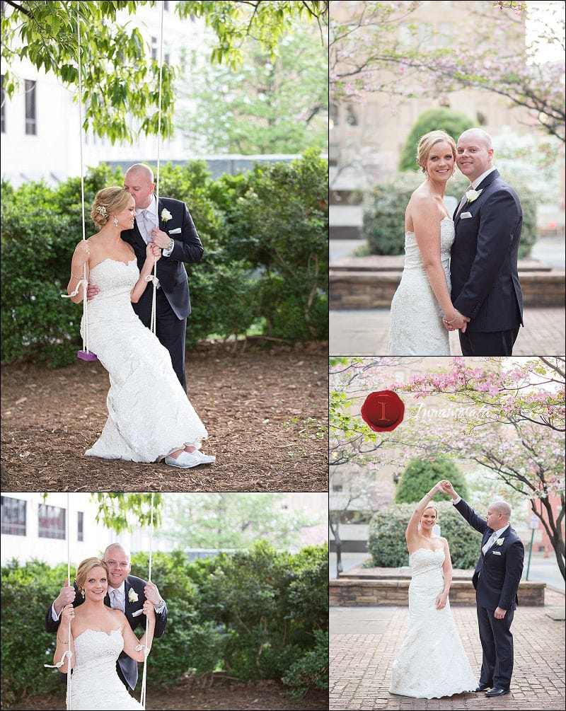 Wedding Photography Downtown Chattanooga Tennessee