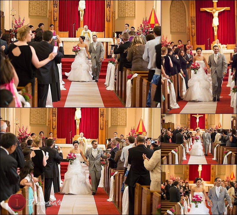 St Peter & Pauls Wedding Chattanooga