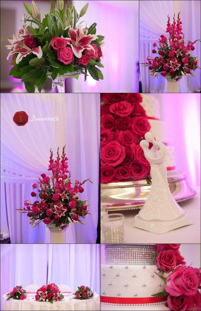 The Chattanoogan Wedding Reception
