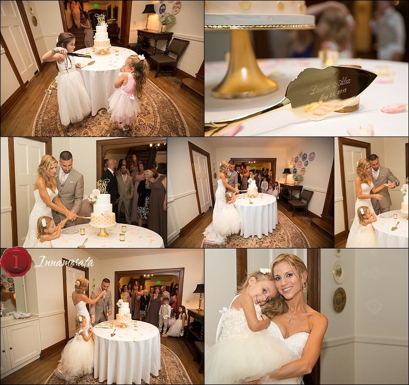 Grandview Wedding Reception Chattanooga Tennessee Lookout Mountain