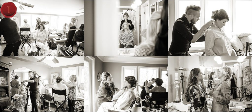 Wedding Getting Ready Chattanooga Wedding Photographer