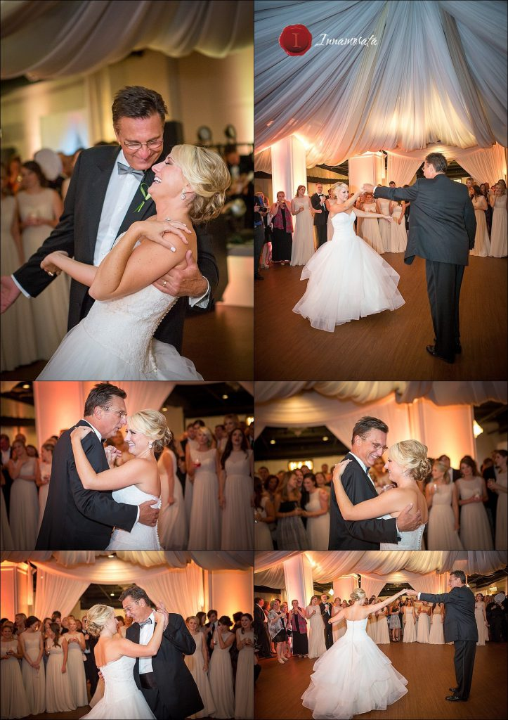 First Dance Stratton Hall Wedding Reception Chattanooga Wedding Photographer