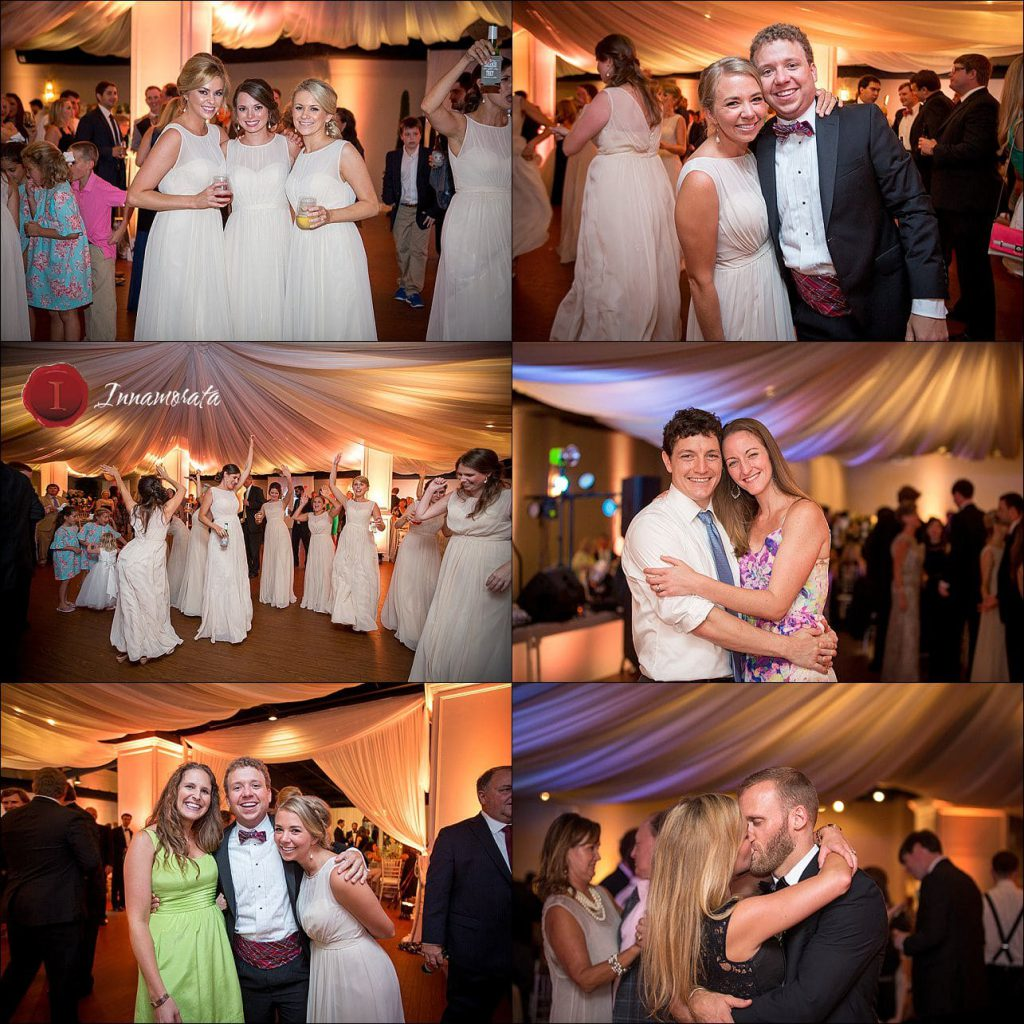 Stratton Hall Wedding Reception Chattanooga Wedding Photographer