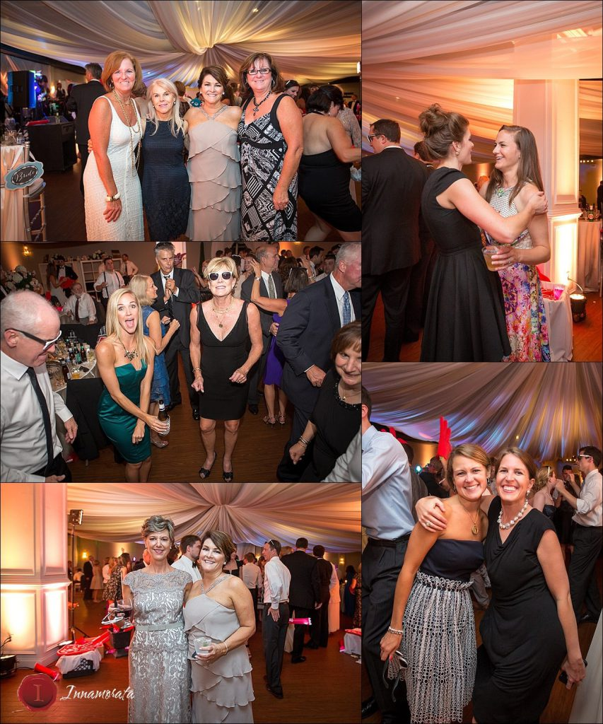 Atlanta Hawks Stratton Hall Wedding Reception Chattanooga Wedding Photographer