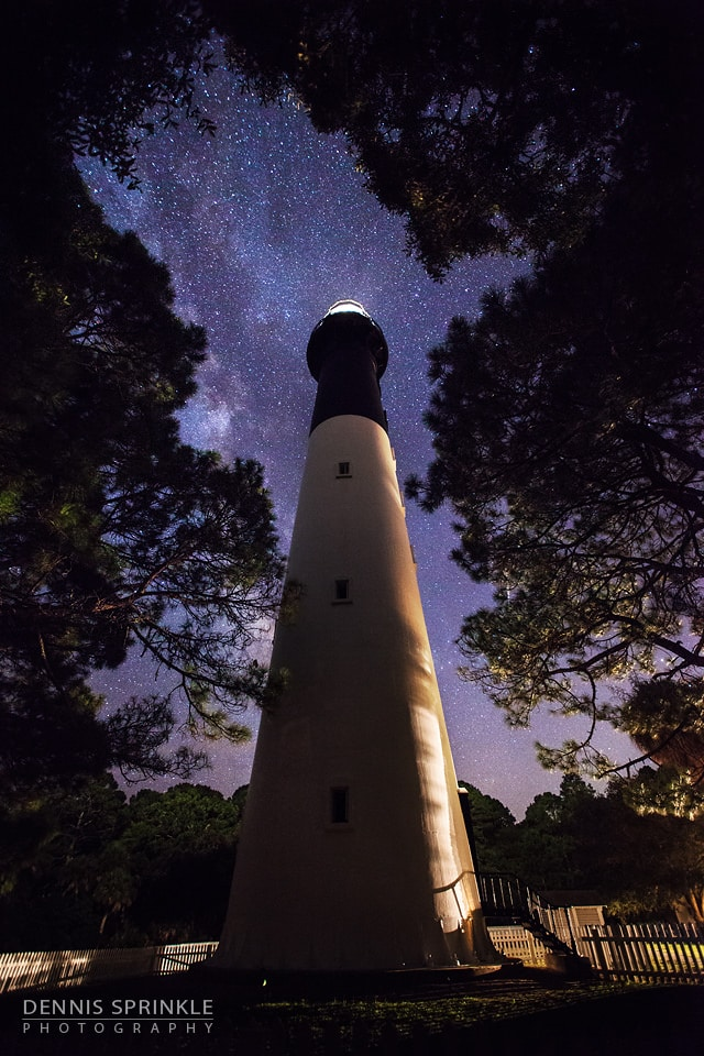Hunting Island SC Lighthouse 2