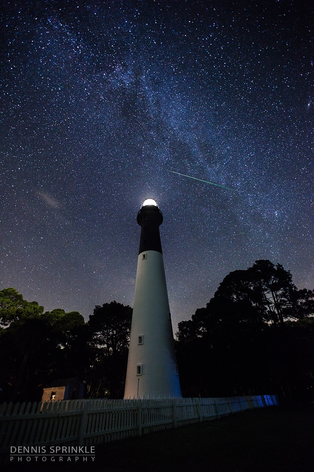 Hunting Island SC Lighthouse