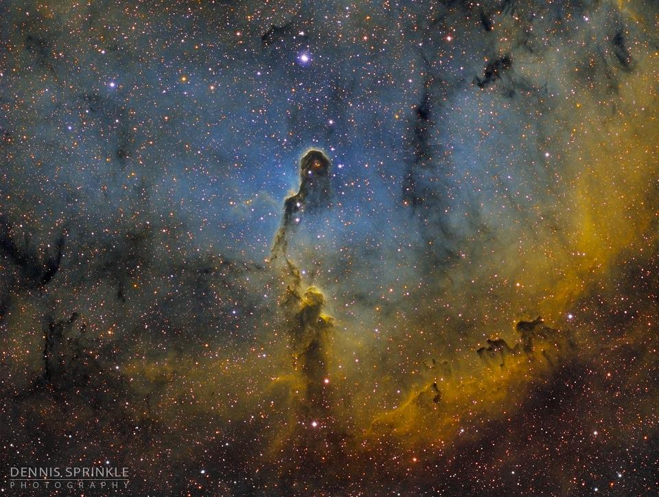 IC1396 - Elephant's Trunk