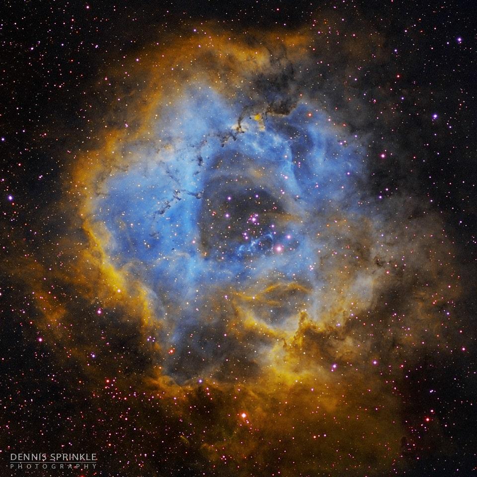 NGC2239 - Rosette Nebula