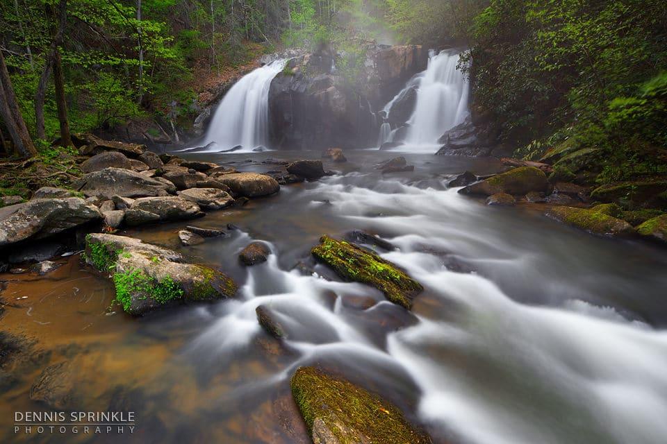 Upper Turtletown Falls