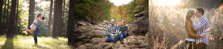 Fall Mini Sessions Chattanooga North Georgia Cleveland