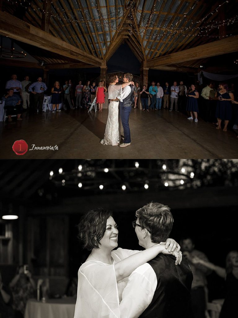 First Dance at the Gray Dove