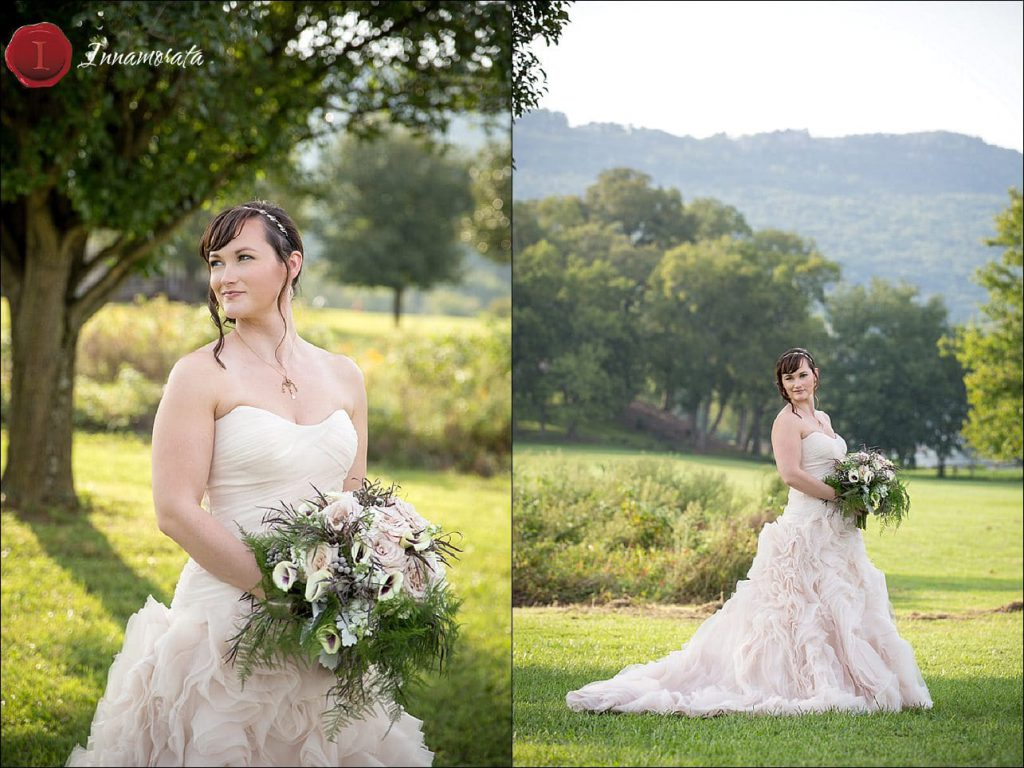Tennessee Riverplace Bridal Portraits