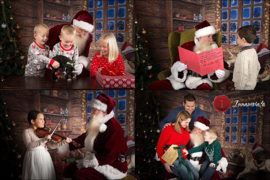 Special Santa Portraits