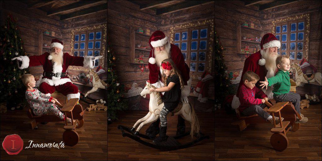 Chattanooga Santa Photos
