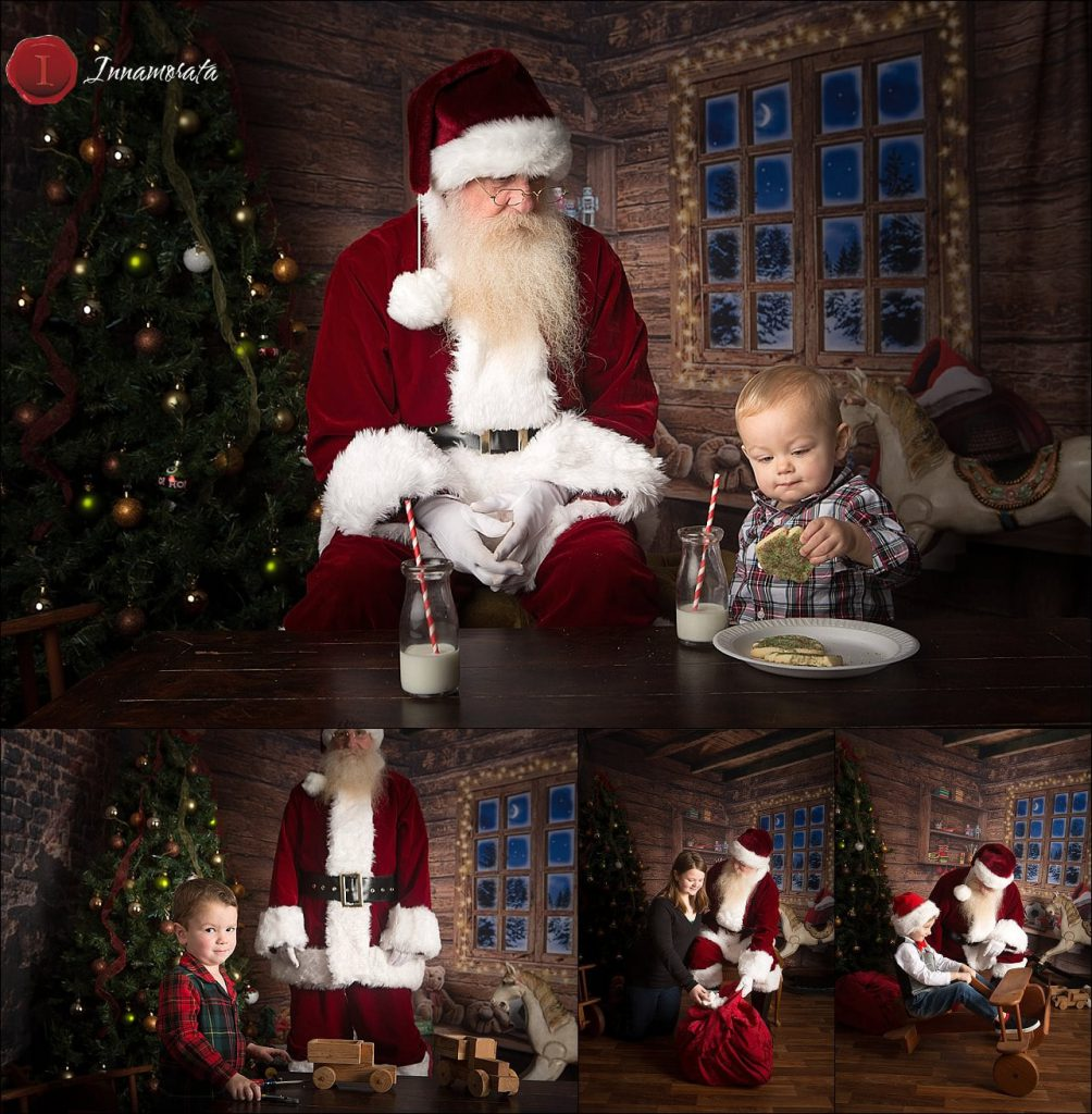 Chattanooga Santa Pictures