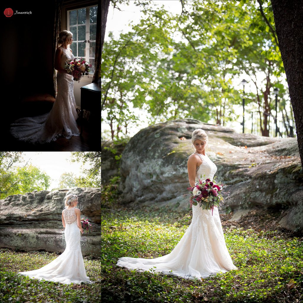 Bridal Portraits Grandview