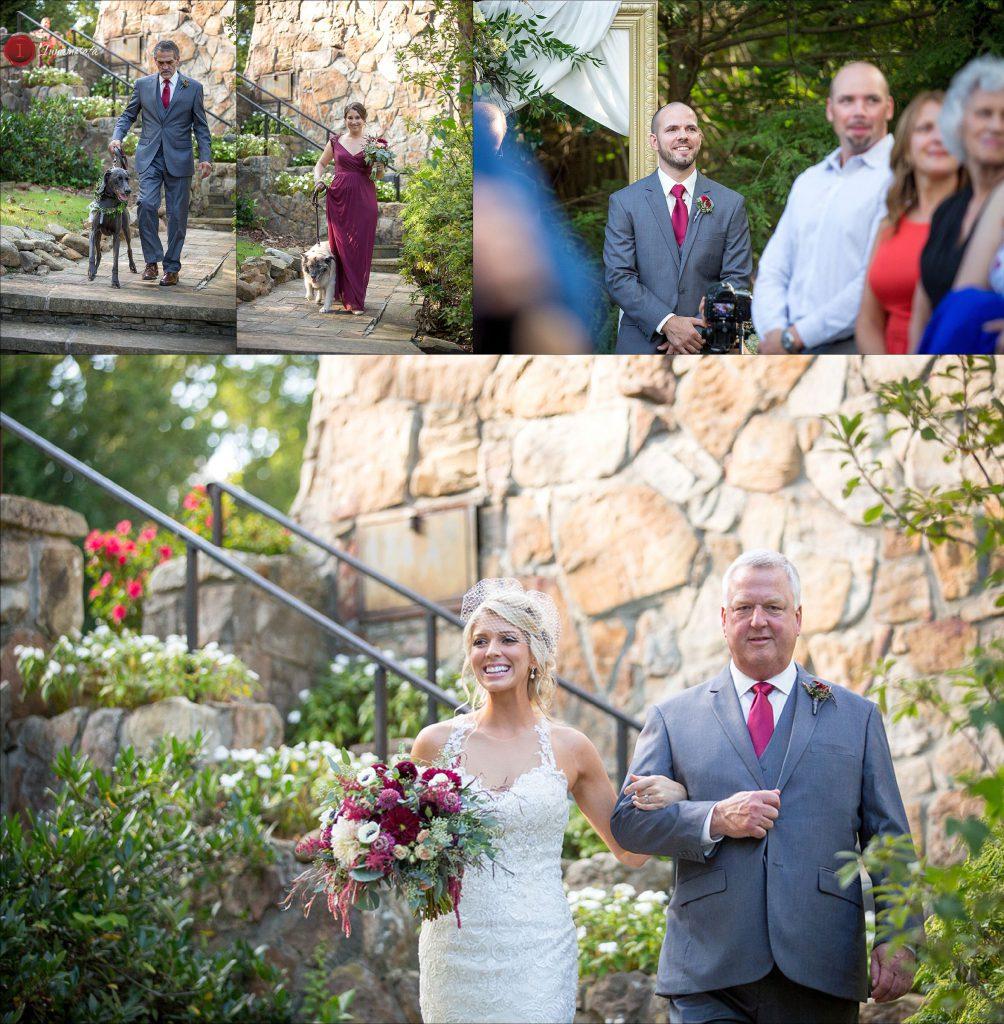 Lookout Mountain Weddings