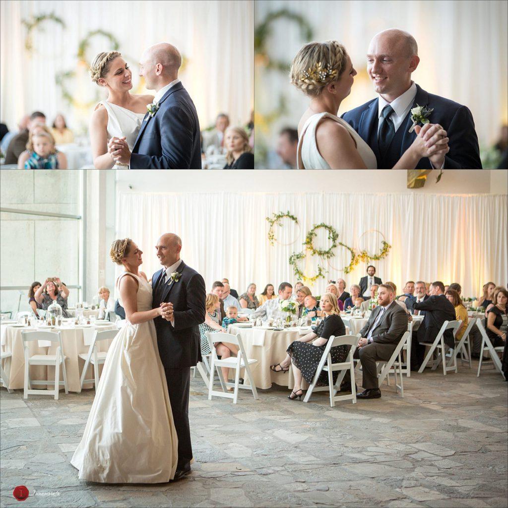 Hunter Art Museum Wedding Reception Chattanooga Tennessee